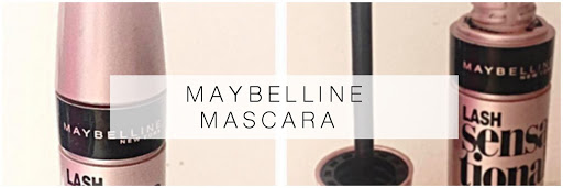 Maybelline: lash sensational mascara