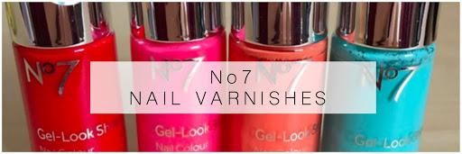 No.7 nail varnish